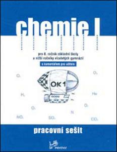 Obrázok Chemie I Pracovní sešit s komentářem pro učitele