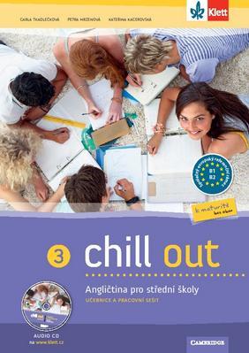 Obrázok Chill out 3 Angličtina pro SOŠ a SOU