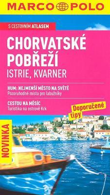 Obrázok Chorvatské pobřeží Istrie Kvarner