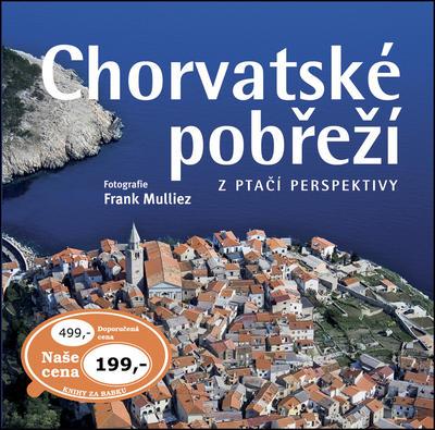 Obrázok Chorvatské pobřeží z ptačí perspektivy