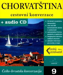 Obrázok Chorvatština cestovní konverzace + audio CD