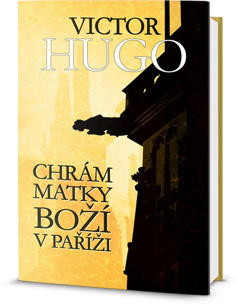 Chrám Matky Boží v Paříži - Alois Krb, Victor Hugo