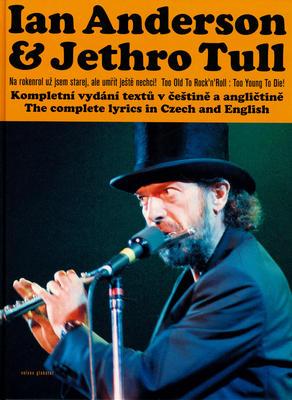 Ian Anderson a Jethro Tull
