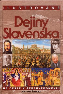 Obrázok Ilustrované dejiny Slovenska