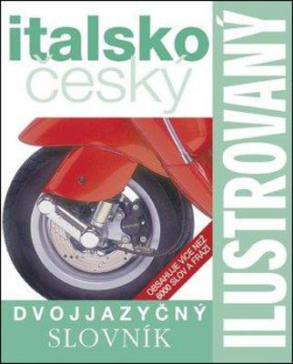 Obrázok Ilustrovaný dvojjazyčný italsko český slovník