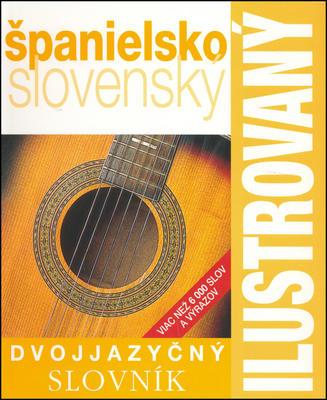 Obrázok Ilustrovaný dvojjazyčný slovník španielsko slovenský