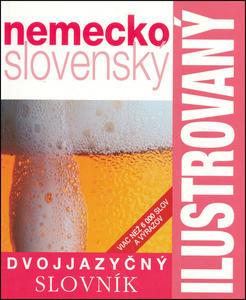Obrázok Ilustrovaný  nemecko slovenský dvojjazyčný slovník