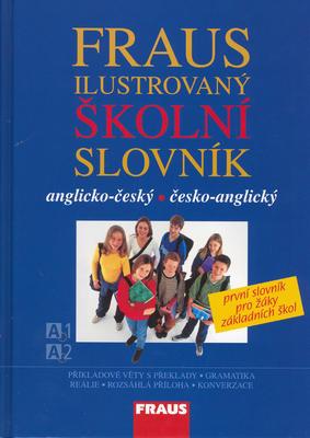 Obrázok Ilustrovaný školní slovník anglicko - český, česko - anglický