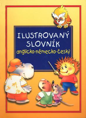 Obrázok Ilustrovaný slovník anglicko-německo-český