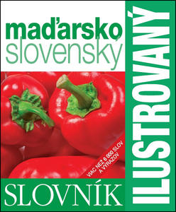 Obrázok Ilustrovaný slovník maďarsko slovenský