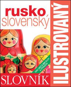 Obrázok Ilustrovaný slovník rusko slovenský