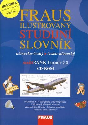 Obrázok Ilustrovaný studijní slovník německo-český, česko-německý