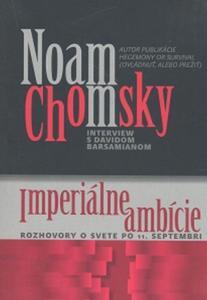 Obrázok Imperiálne ambície Rozhovory o svete po 11. septembri