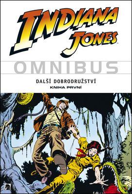 Indiana Jones Další dobrodružství Kniha první