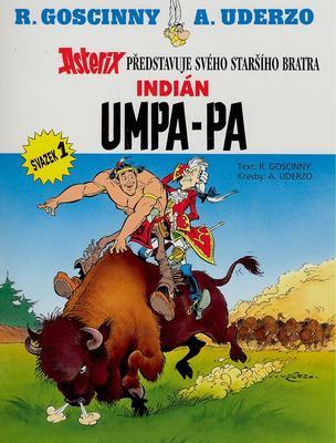 Obrázok Indián Umpa-pa