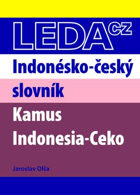 Obrázok Indonésko-český slovník