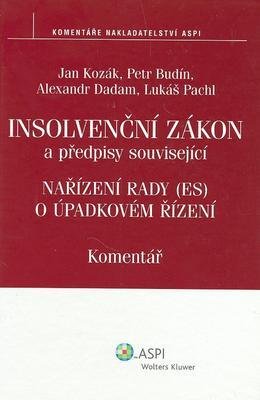 Obrázok Insolvenční zákon