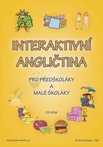 Obrázok Interaktivní angličtina pro předškoláky a malé školáky
