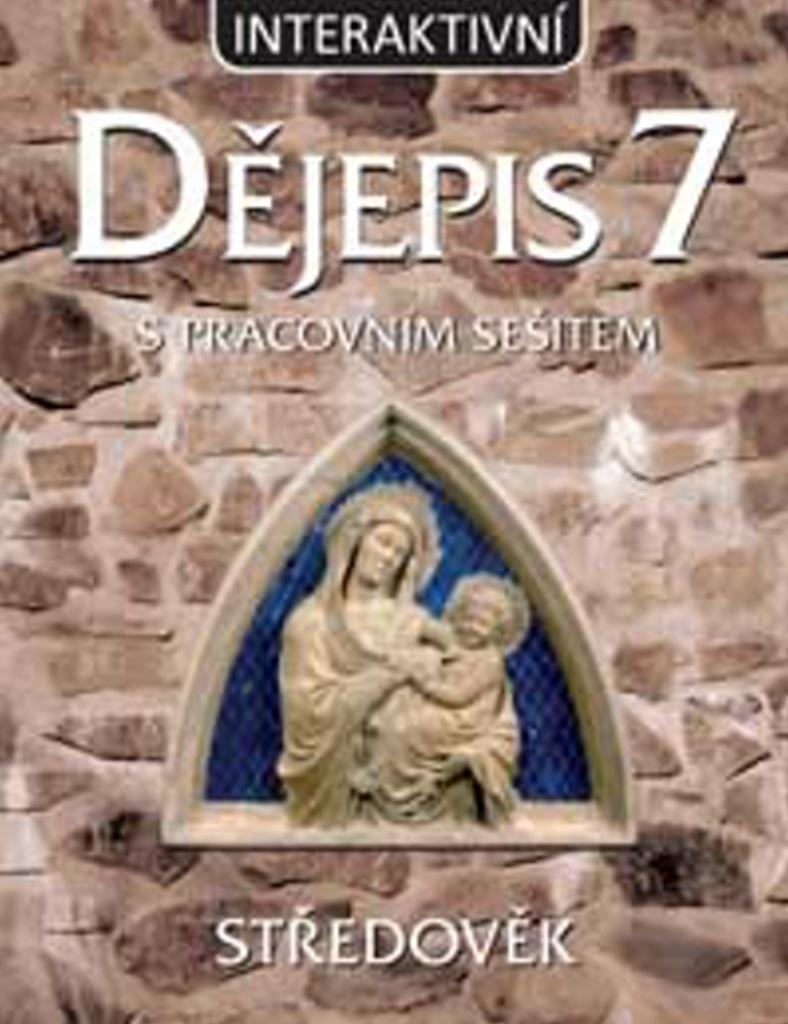Interaktivní dějepis 7, Pracovní sešit na CD (Médium CD) - Mgr. Linda Mikulenková, Mgr. Marie Šírová, Mgr. Jana Vosáhlová