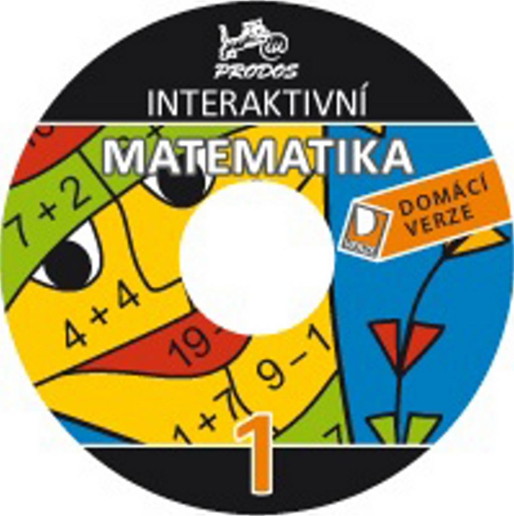Interaktivní matematika 1 (AUDIO CD)