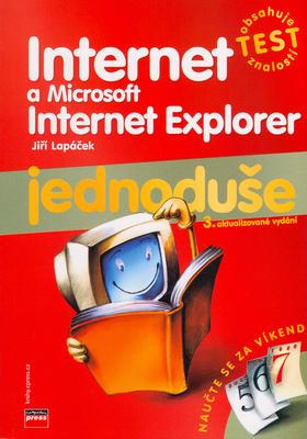 Obrázok Internet a Microsoft Internet Explorer
