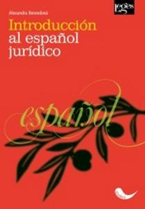 Obrázok Introducción al espaňol jurídico