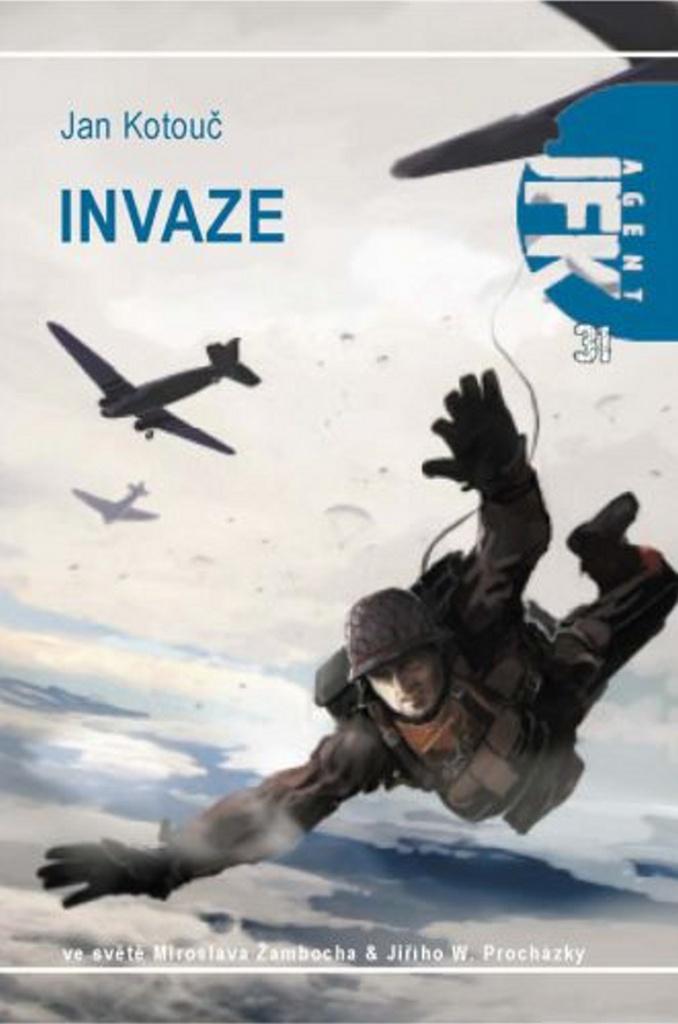 Invaze - Jan Kotouč
