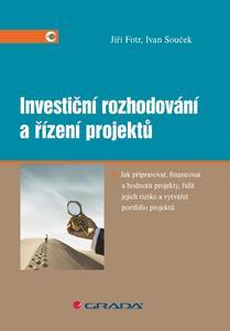 Obrázok Investiční rozhodování a řízení projektů