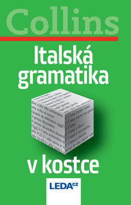 Obrázok Italská gramatika v kostce