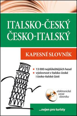 Italsko-český Česko-italský kapesní slovník