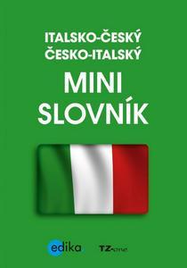 Obrázok Italsko-český česko-italský mini slovník