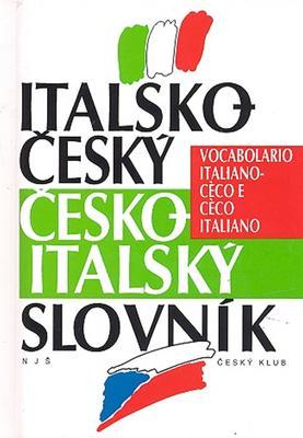 Italsko-český česko-italský slovník