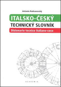 Obrázok Italsko-český technický slovník