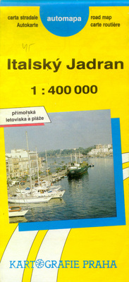 Obrázok Italský Jadran  1:400 000