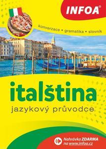 Obrázok Italština Jazykový průvodce