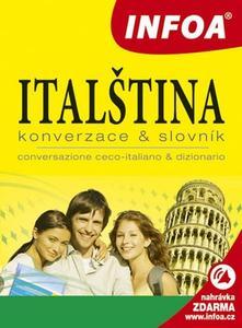 Obrázok Italština Konverzace a slovník
