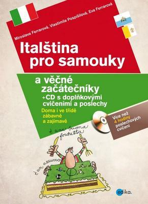 Obrázok Italština pro samouky a věčné začátečníky + CD