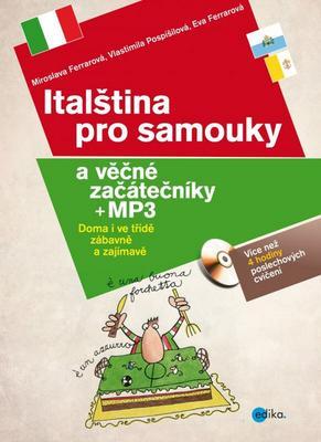 Obrázok Italština pro samouky a věčné začátečníky + CD, mp3