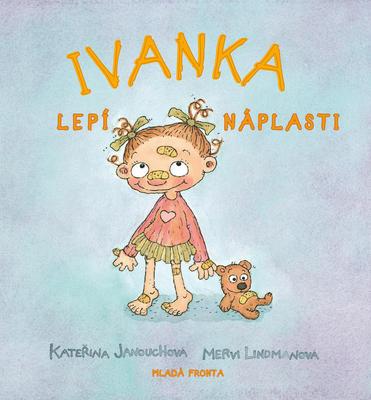 Obrázok Ivanka lepí náplasti