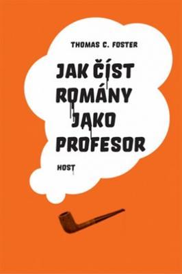 Obrázok Jak číst romány jako profesor