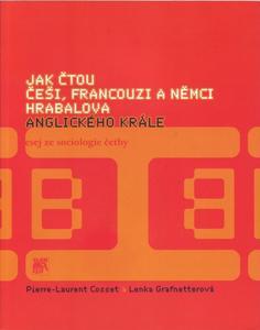 Obrázok Jak čtou Češi, Francouzi a Němci Hrabalova Anglického krále