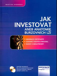 Obrázok Jak investovat + CD
