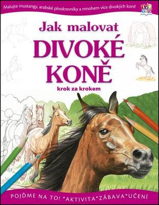 Obrázok Jak malovat divoké koně