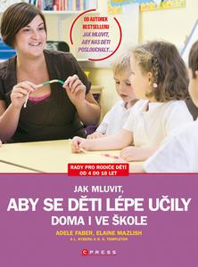 Obrázok Jak mluvit, aby se děti lépe učily doma i ve škole