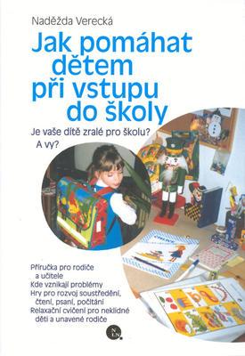 Obrázok Jak pomáhat dětem při vstupu do školy
