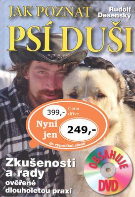 Jak poznat psí duši+DVD