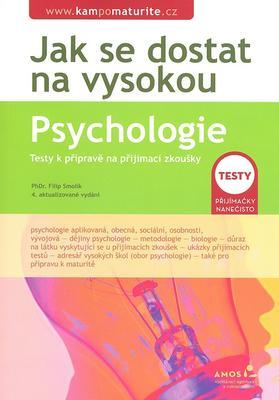 Obrázok Jak se dostat na vysokou Psychologie