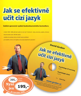 Obrázok Jak se efektivně učit cizí jazyk +CD