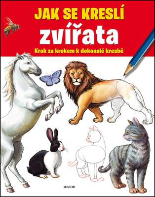 Obrázok Jak se kreslí zvířata