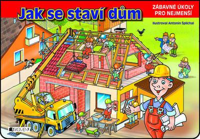 Obrázok Jak se staví dům